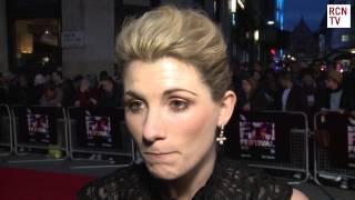 Jodie Whittaker Interview Hello Carter Premiere