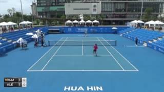 Kumkhum Luksika v Kleybanova Alisa - 2017 ITF Hua Hin