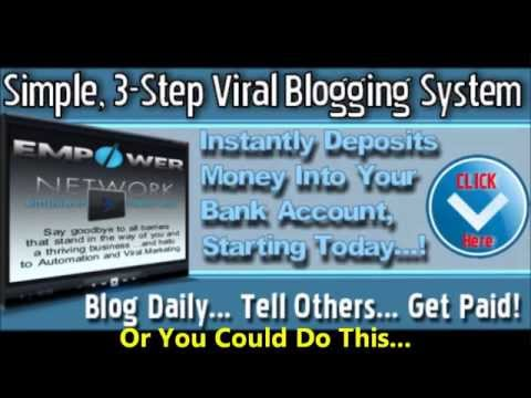 Making Money Blogging Online