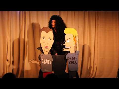 Barbara Gordon- Beavis, Butthead, and Cher (видео)