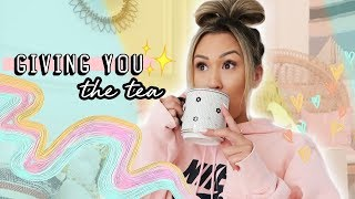 the tea on marriage, the KnJ house + other DIYers by LaurDIY