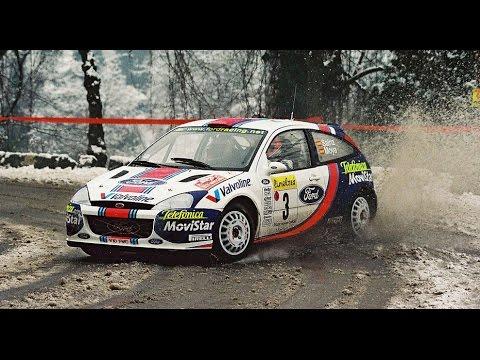 wrc 69° rally di monte carlo del 2001!