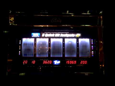 Quick Hits slot bonus win at Parx Casino