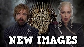 We have new Game of Thrones Season 7 images. We have lots to cover including Daenerys, Jon Snow, Tyrion and even Varys!