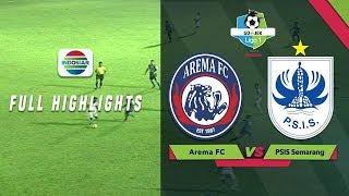 Video Arema FC (1) vs (0) PSIS Semarang - Full Highlight | Go-Jek Liga 1 Bersama Bukalapak MP3, 3GP, MP4, WEBM, AVI, FLV Juli 2018