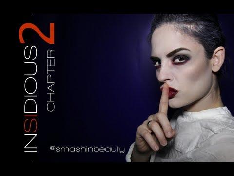 Insidious 3 Halloween Makeup Tutorial Costume 2014 (Ghost Makeup)
