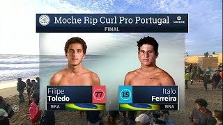 Moche Rip Curl Portugal 2016 - Who will win this year?