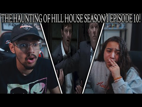 The Haunting of Hill House Season 1 Episode 10 Reaction! Silence Lay Steadily
