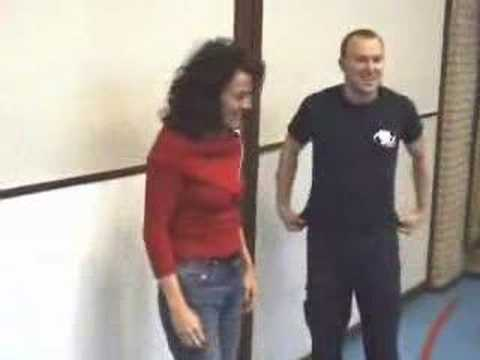 Video Krav Maga in de Panorama