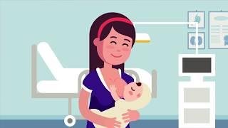 Lactancia Materna - Beneficios para los niños