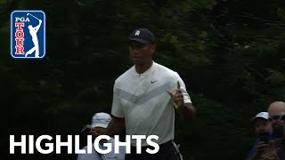 Tiger Wood's highlights | Round 2 | BMW Championship 2019 by PGA TOUR