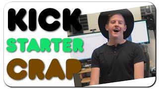Kickstarter Crap - GINGER LATINO + Breakout Artist Management