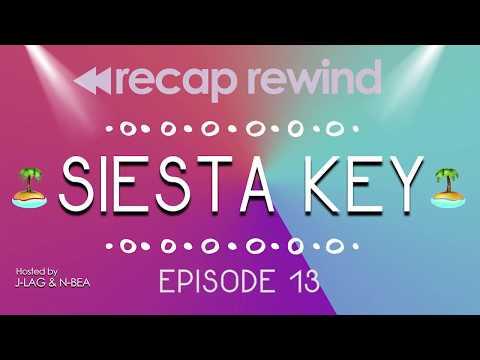Siesta Key - Episode 13 'Juliette, Interrupted' // Recap Rewind Podcast