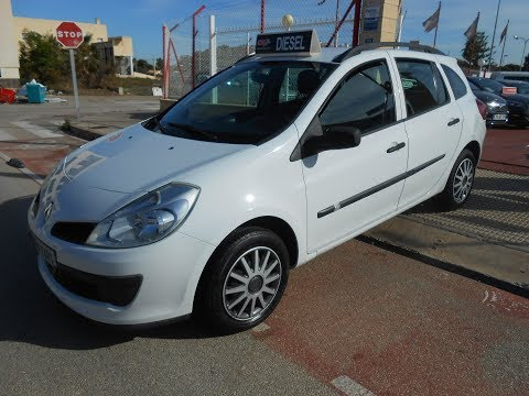 See video Renault CLIO GRAND TOUR 1.5DCi