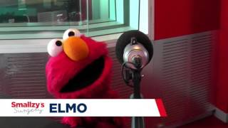 ELMO IN THE SURGERY