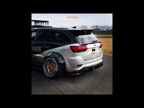 Tuning Jeep Grand Cherokee Track Hork EDGE CUSTOMS Edition 2019
