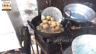 Sri Sai Raghavendra tiffins | Evening Breakfast @ 20 rs Only | Guntur Street food