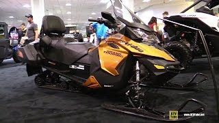 6. 2017 Ski Doo Grand Touring SE 900 Sled - Walkaround - 2016 Toronto ATV Show