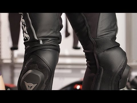 Dainese Delta Pro C2 Leather Pants Review at RevZilla.com