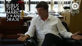 TV Destak conversou com o secretário municipal de Cultura de São Paulo, André Sturm, sobre a Biblioteca Mario de Andrade e mais.