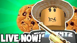 LIVE! - Roblox Murder Mystery 2 w/Subscribers! - COME JOIN ME! (6)