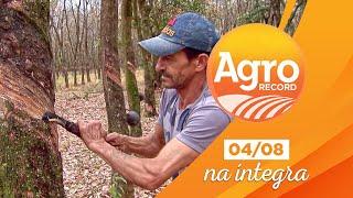 Agro Record na íntegra - 04/Agosto/2019 - Bloco 1