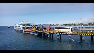 Pasca-Ditutup karena Nyepi, Pelabuhan Ketapang Mulai Ramai