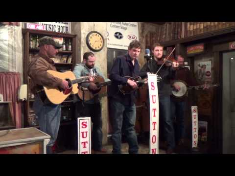 Im over you- The Hamilton County Ramblers