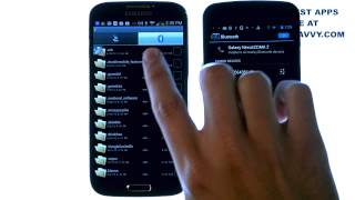 Bluetooth File Transfer YouTube video