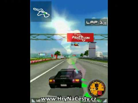 Ferrari GT Evolution HD [Symbian game]