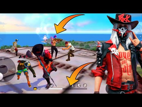 🔥NEW BLOOD ROCKER BUNDLE FACTORY ROOF GAMEPLAY/SOLO VS DUO FACTORY FIST FIGHTSAMSUNG A3,A5, A6,A7,J2