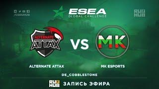 Alternate vs MK, game 1
