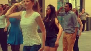 Bollywood FlashMob 2016 Video