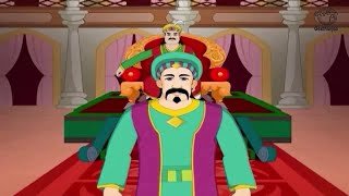 Akbar And Birbal Story In Tamil - All's Well That Ends Well - Tamil Short Stories For Kids