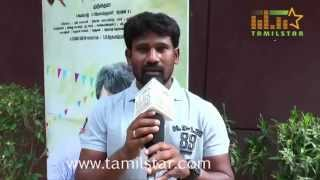M  Muthaiah at Komban Movie Success Meet