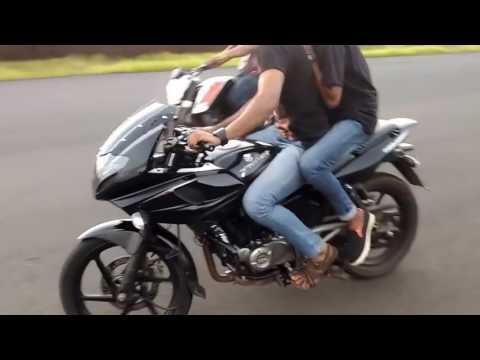 Download Bike Stunts 2016 | Pulsar 220 stunts | Royal enfield | KTM Duke | Car stunts HD Mp4 3GP Video and MP3