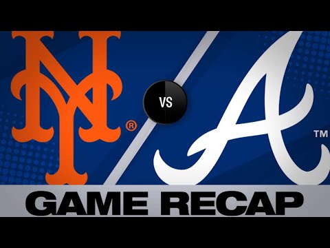 Albies, Acuna Lead Blowout Of Mets | Mets-Braves Game Highlights 6/17/19