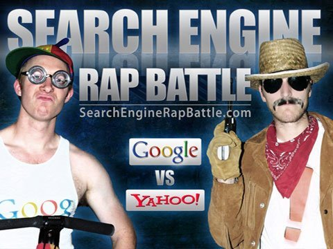 0 Search Engine Rap Battle