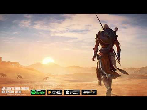 Assassin's Creed: Origins Orchestral Theme by Live Voices
