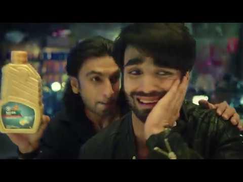 HP Racer-Power to Thrill - Ranveer Singh