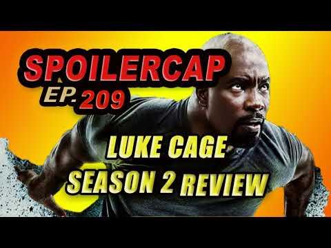 Spoiler Cap: Marvel's Luke Cage Season 2 Episode 9   Review