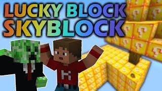 I var helt vilde med lucky block videoen i går, så nu får i endnu en - selvom at det viser sig at skyblock måske ikke er den bedste idé... Du må meget gerne smide ...