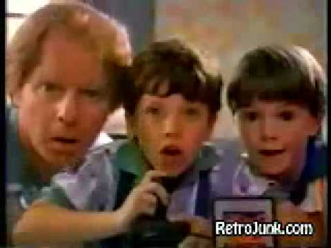 Atari 2600 Commercial  From The 80s