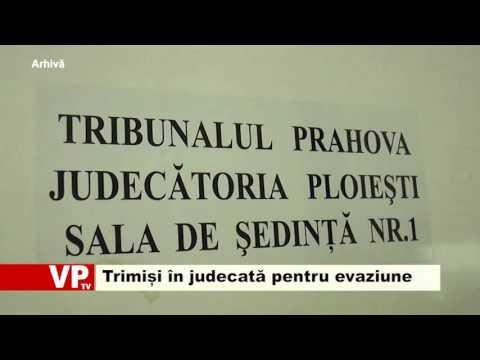 Trimiși în judecată pentru evaziune fiscală
