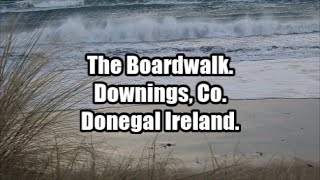 Downings Ireland  city photo : The Boardwalk, Downings Co. Donegal, Ireland!