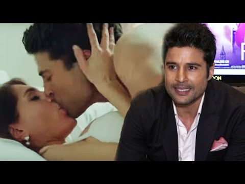 Rajeev Khandelwal Talks On HOT SCENES With Gauhar In Fever