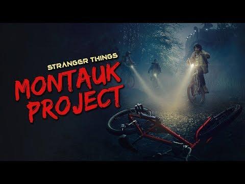 Η ΤΡΕΛΗ Θεωρία συνωμοσίας του STRANGER THINGS!! (Montauk Project) | Weirdo