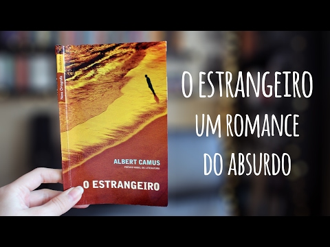 O ESTRANGEIRO, de Albert Camus | BOOK ADDICT