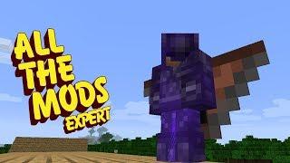 All The Mods Expert Mode - DARK STEEL GLIDER [E26] (Minecraft Expert Mod Pack)