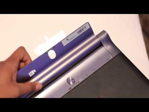 Lenovo Yoga Tab 3 Pro Hands On